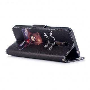 Für Samsung Galaxy M20 6.3 Kunstleder Tasche Motiv 30 Schutz Hülle Case Etuis - Vorschau 2