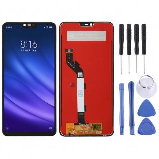 Für Xiaomi Mi 8 Lite Reparatur Display LCD Komplett Einheit Touch Schwarz Neu