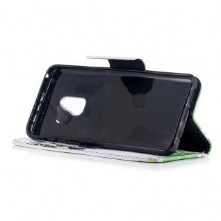 Tasche Wallet Book Muster Motiv 24 für Smartphones Schutz Hülle Case Cover Etui - Vorschau 3