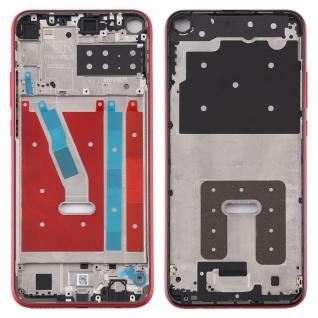 Mittelrahmen für Huawei P40 Lite E Rot Middle Frame Rahmen Ersatzteil Zubehör