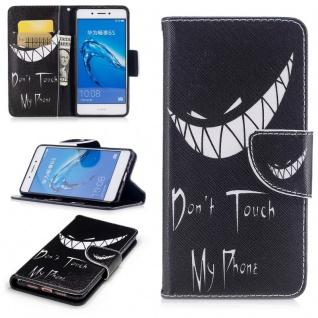 Schutzhülle Motiv 22 für Huawei Honor 6C / Enjoy 6S Tasche Hülle Case Cover Etui