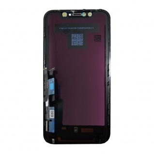Display LCD Einheit Touch Panel für Apple iPhone XR 6.1 Zoll Schwarz Reparatur - Vorschau 2