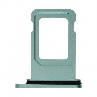 Für Apple iPhone 11 Simkarten Halter Card Tray Grün SD Card Ersatzteil