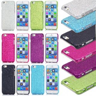 Hardcase Glitzer für Apple iPhone 6 4.7 Case Cover Hülle Schale