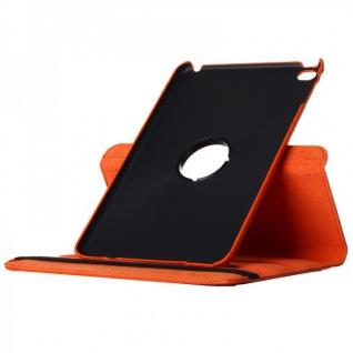 Schutzhülle 360 Grad Orange Tasche für Apple iPad Pro 12.9 Zoll Hülle Case Etui