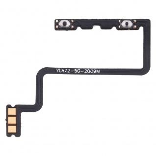 Volume Button Flexkabel für OPPO A72 5G Ersatzteil Lautstärke Reparatur Zubehör