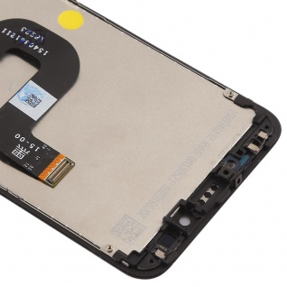 Für Xiaomi Mi A2 / Mi 6X Display Full LCD Touch mit Rahmen Reparatur Schwarz Neu - Vorschau 4