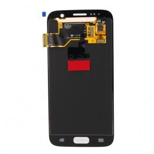 Display Full LCD Komplettset GH97-18523C Gold für Samsung Galaxy S7 G930 G930F - Vorschau 3