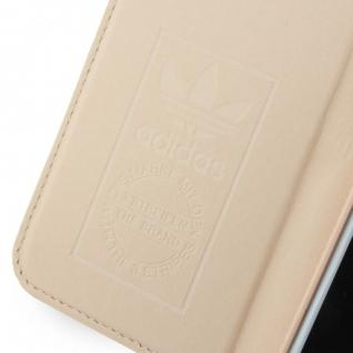 Adidas Basics Tasche Book Cover Apple iPhone 7 Hülle Handytasche Etui Vapour Neu - Vorschau 4