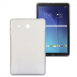 Silikonhülle Transparent für Samsung Galaxy Tab E 9.6 T560 T561 Hülle Case Cover