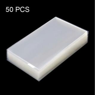 50 Stk. Klebstoff Apple iPhone 12 Mini 250um OCA Display Rahmen Dichtung Kleber