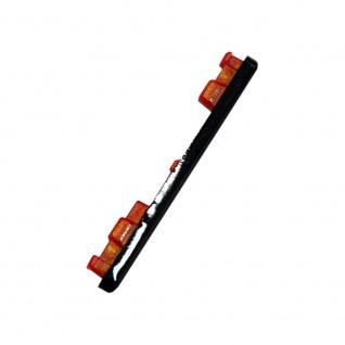 Für Xiaomi Redmi Note 10 Sidekeys Seitentasten Schwarz Ersatzteil Reparatur