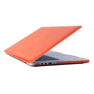 Schutzhülle Case Orange Tasche für Apple Macbook Pro 13.3 A1706 & A1708 Stabil