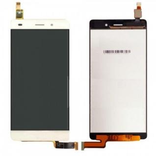 Ersatz Display LCD Komplett Einheit für Huawei Ascend P8 Lite Reparatur Weiß Neu - Vorschau 2