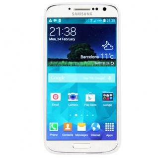 Design Hülle Schutz TPU für Samsung Galaxy S5 Mini G800 Cover Case transparent - Vorschau 2