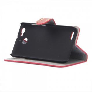 Schutzhülle Muster 10 für Huawei P9 Bookcover Tasche Case Hülle Wallet Etui Neu - Vorschau 2