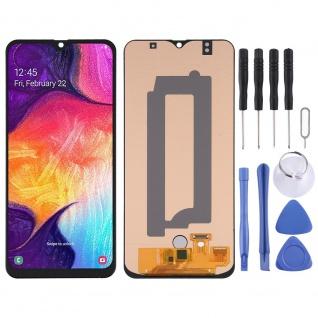 Für Samsung Galaxy A50 OLED Display Einheit Touch Ersatzteil Reparatur Schwarz - Vorschau 5