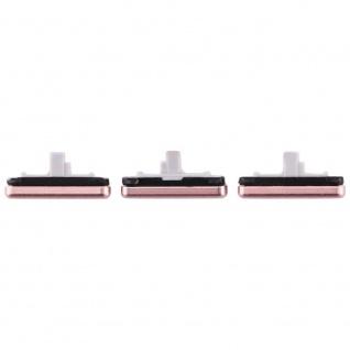 Für Samsung Galaxy S7 Sidekeys Seitentasten Pink Ersatzteil Zubehör Reparatur - Vorschau 2