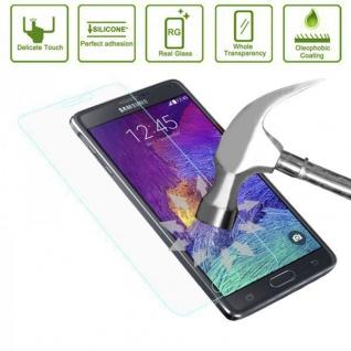 2x 2.5D 0, 26 mm H9 Hart Glas Schock Folie für Huawei P Smart Plus Tempered Neu - Vorschau 2