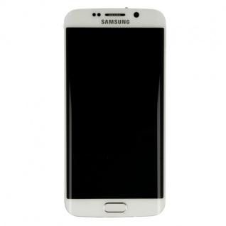 Display LCD Komplettset Touchscreen Weiss für Samsung Galaxy S6 Edge G920 G925F - Vorschau 2