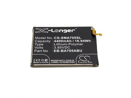 X-Longer Ersatzakku Akku Batterie für Samsung Galaxy A70 ersetzt EB-BA705ABU