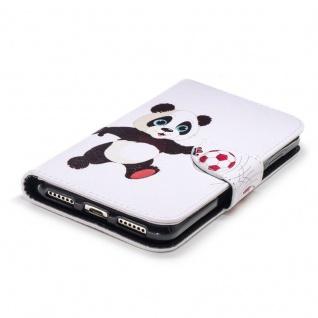 Tasche Wallet Book Muster Motiv 34 für Smartphones Schutz Hülle Case Cover Etui - Vorschau 2