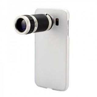 Kamera Telescope für Samsung Galaxy S6 G920 G920F 8x Objektiv Zubehör Hülle Neu