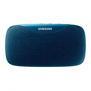 Samsung Level Box Slim EO-SG930 mobiler Bluetooth Lautsprecher Sound Box Rot TOP