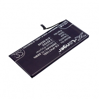 Akku Batterie Battery für Apple iPhone 7 Plus 5.5 ersetzt 616--00249 Ersatzakku Accu