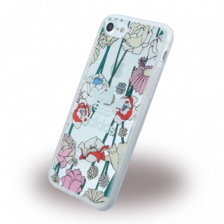 Adidas Coque Transparent Hard Case Cover für Apple iPhone 7 Rosen Schutzhülle