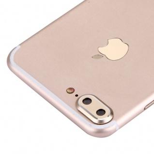 Kameraschutz für Apple iPhone 7 Plus Kamera Schutz Kameraring Protector Gold