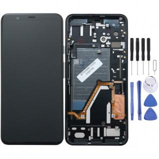 Für Google Pixel 4 XL Display OLED LCD Einheit Touch Ersatz Reparatur Schwarz