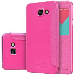 NILLKIN Window Smartcover für viele Smartphones Tasche Cover Case Schutz Hülle - Vorschau 4