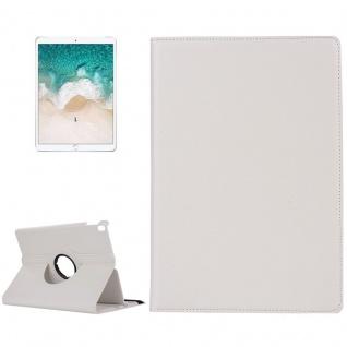 Schutzhülle 360 Grad Weiß Case Cover Etui Tasche für Apple iPad Pro 10.5 2017