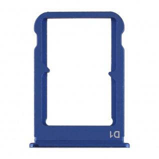 Sim Card Tray für Xiaomi Mi Mix 3 Blau Karten Halter Schlitten Ersatzteil Ersatz