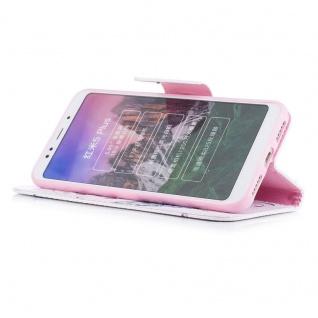 Für Huawei P20 Lite Kunstleder Tasche Book Motiv 31 Schutz Hülle Case Cover Etui - Vorschau 4