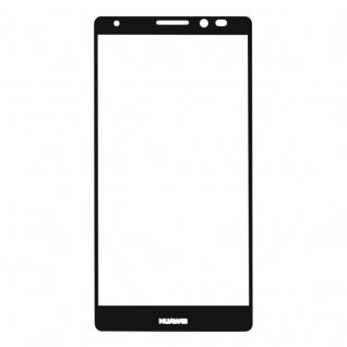3D Full Hart Glas 0, 26 mm dünne H9 Schock Schwarz für Huawei Mate 8 Hülle Schutz