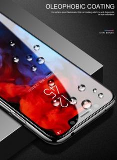 2x Für Huawei P Smart 2019 1x 3D Display 0, 3 mm H9 Hart Glas Schwarz Folie Neu - Vorschau 3