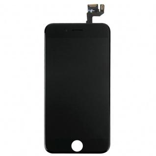 All in One Display LCD Komplett Einheit Touch kompatibel Apple iPhone 6S Schwarz - Vorschau 2