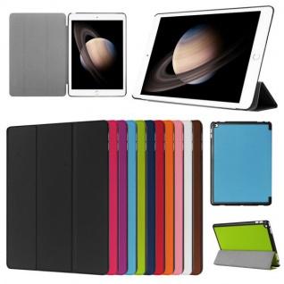 Für Tablet 3folt aufstellbares Wake UP Smart Cover Etuis Hülle Schutz Tasche Neu