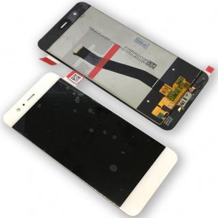 Ersatz Display LCD Komplett Einheit für Huawei P10 Reparatur Weiß Ersatzteil Neu