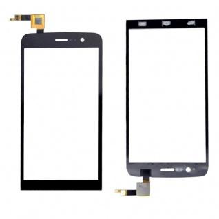 Reparatur Display TouchScreen Digitizer Schwarz für Wiko Slide Flex Ersatzteil