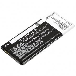 Akku Batterie Battery für Samsung Galaxy Alpha ersetzt EB-BG850BBC Ersatzakku - Vorschau 3