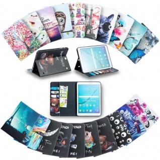 Muster Motiv Design Schutzhülle Tasche aufstellbar für Tablet Case Cover Bild