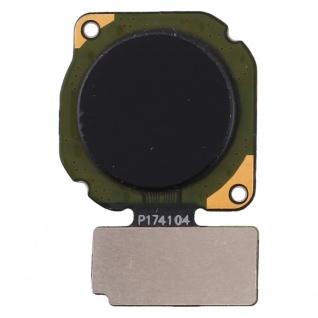 Für Huawei P20 Lite Fingerprint Sensor Schwarz Flex Kabel Ersatzteil Reparatur