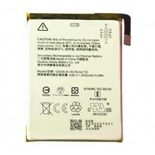Google Handy Akku für Pixel 3 2915 mAh Batterie 3.85V Ersatz Battery Zubehör