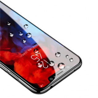 2x Für Huawei P Smart 2019 1x 3D Display 0, 3 mm H9 Hart Glas Schwarz Folie Neu - Vorschau 2