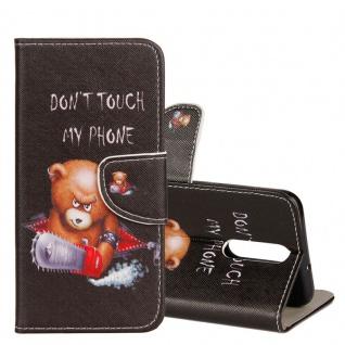 Schutzhülle Motiv 27 für Huawei Mate 10 Lite Tasche Hülle Case Zubehör Cover Neu