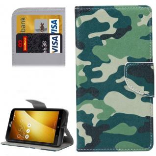 Für ASUS Zenfone 3 ZE552KL 5.5 Schutzhülle Muster 77 Tasche Cover Case Hülle Neu