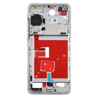 Mittelrahmen für Huawei P40 Silber Middle Frame Rahmen Zubehör Ersatzteil Neu - Vorschau 4